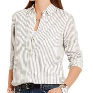 Madewell - Striped Button Down Shirt